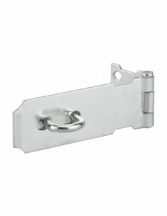 PORTE-CADENAS acier zingué 100 mm 00802140