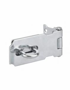 PORTE-CADENAS acier zingué 75 mm 00002139