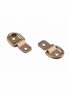 Lot de 2 anneaux darrimage Ø10mm 00290635