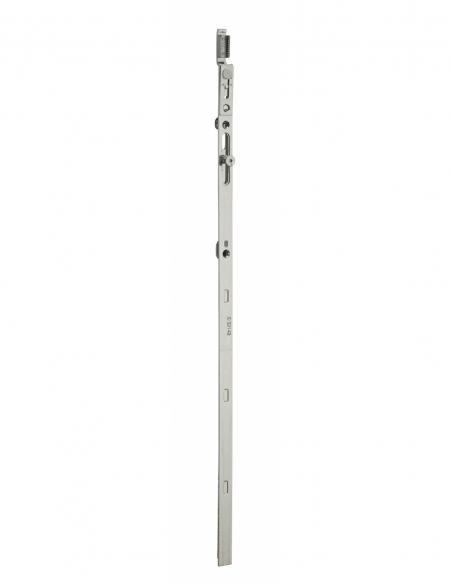RALLONGE SUPPLÉMENTAIRE  Compatible avec la Serrure à encastrers : UNIJET  Dimensions : H 500 mm - Pour têtière : 16 mm REF F...