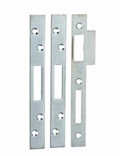 JEU DE GACHES PLATES 20 mm bouts carrés (3 pênes rectangulaires) 00090619