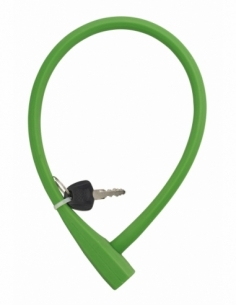 Antivol Câble Ø 10 long. 0,60 m 2 clés 00301121