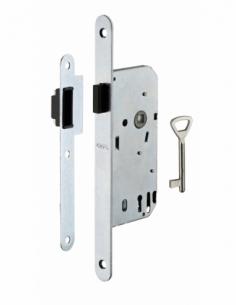 Serrure à encastrer magnétique PDT 1/2 tour 1 clé /BR 00401152