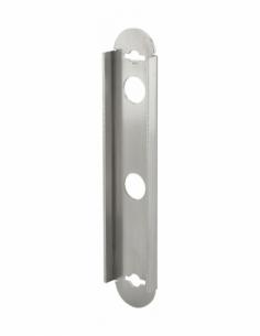 SUPPORT aluminium pour tube rond de diamètre 34 à 60mm 00072924