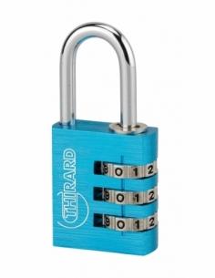 Cadenas Type 1 ALU CODE 30 mm bleu 00012032