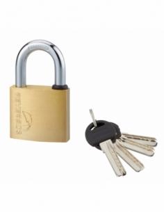 Cadenas REVERSO 50 mm 4 clés réversibles 00961050