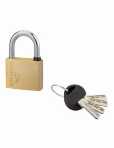 Cadenas REVERSO 40 mm 4 clés réversibles 00861040