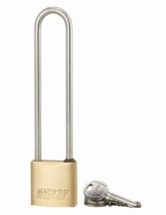 Cadenas MACH 3 • 40 mm Cadenas Anse haute 2 clés 00883455
