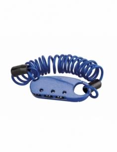 Cadenas à câble EXTENSO à combinaison. modifiable 00171010