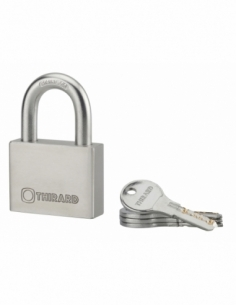 Cadenas RINOX 60mm Cadenas Anse inox 4 clés 00290066