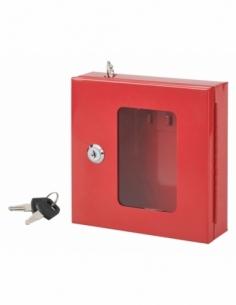Boite à clé de secours murale - 2 clés -- 170 x 175 x 55 mm 00012237