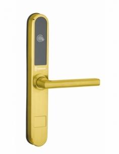 Poignée électronique INTELOCK room - finition gold 00078910