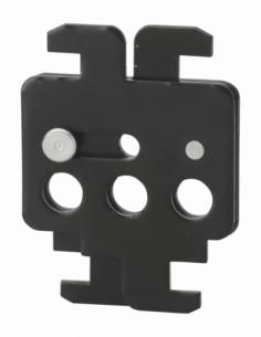 Double verrouillage disjoncteur boitiers moulés 3 trous 00091230