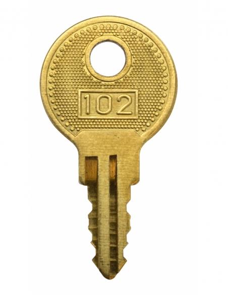 Clé passe pour cadenas à combinaison 037901 00097901