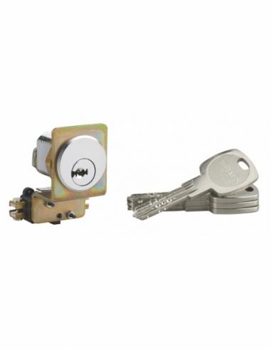 Barillet ATLANTIC, 4 clés 00094305