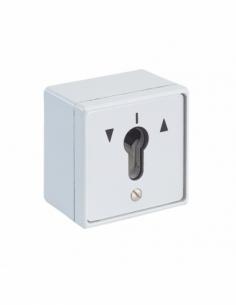 Contacteur à clé à appliquer sans cylindre 00012220