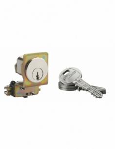 Barillet HG 6, 3 clés 00094302