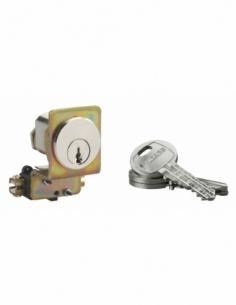 Barillet HG 5, 3 clés 00094300