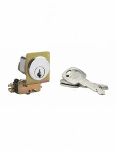 Barillet ADRIATIC, 3 clés 00049500