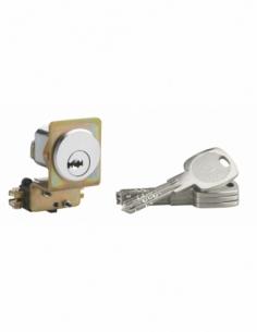 Barillet ATLANTIC M, 4 clés 00094306