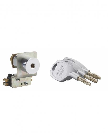 Barillet COBRA M, 3 clés 00094307