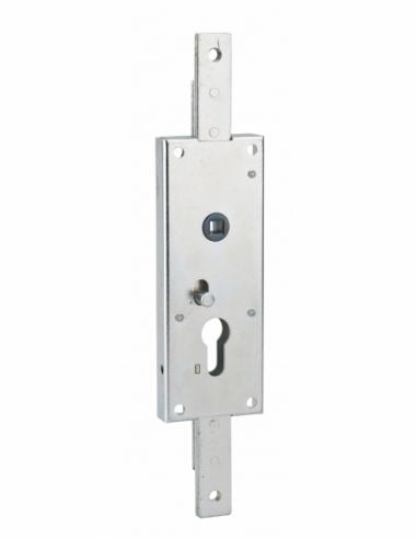 BOITIER vertical à cylindre profilé carré 7 mm 2 POINTS haut et bas 00496568