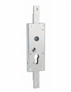 BOITIER vertical à cylindre profilé carré 7 mm 2 POINTS haut et bas 00996568