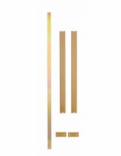 KIT TRINGLE bronze pour CARENE haut. porte 3 m 00030317