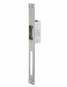 GÂCHE électrique à impulsion - réversible - 12/24V. AC/DC 00024826