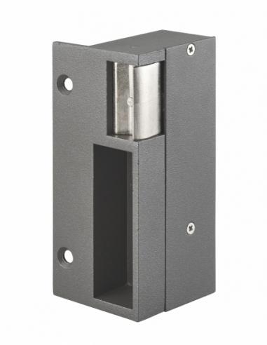 GÂCHE électrique - 12-24V AC/DC - pour Serrure en applique verticale - droite 00012051
