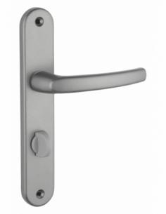 Poignée de porte intérieure SULTANE à condamnation inox F9 00990421