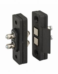 PLOTS de contact nylon pour Serrure en applique électrique 00106360