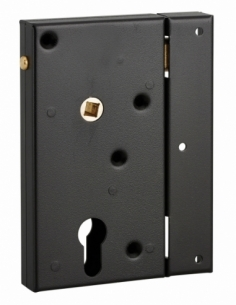 BOITIER 80 x 150 mm pêne réglable réversible 00021703