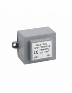 TRANSFORMATEUR 220 V - 12 V pour gâche 00100052
