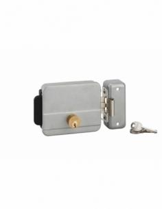 Serrure en applique de SURETE à DC 50 mm révers. 3 clés 00005005