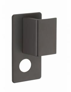 POIGNEE porte palière pour BELUGA A2P* marron Ø 30 mm droite 00208372