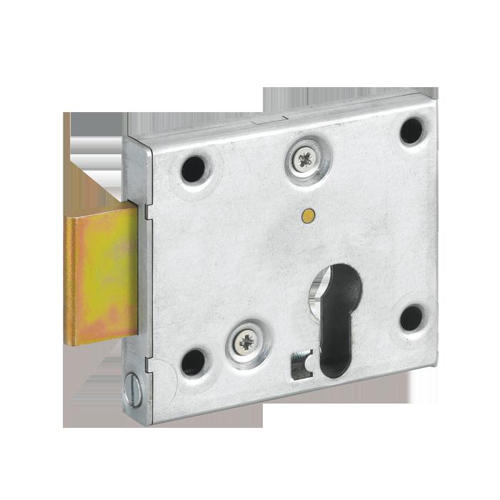 Serrure appliquer boitier serrure p ne dormant thirard - Mecanisme serrure porte interieure ...