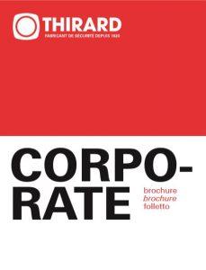 Livret corporate entreprise thirard