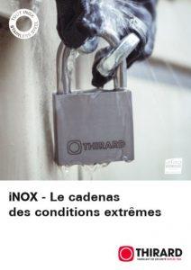 INOX le cadenas des conditions extrêmes