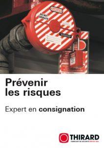 Prévenir les risques d'accident avec la consignation